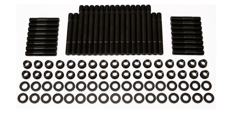 ARP 234-4301 Cylinder Head Studs Kit for Chevrolet Small Block SBC Engines with 23 Degree OEM Cast Iron and Aluminum Heads