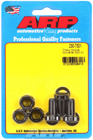"ARP 230-7301 3/8-24"" 12-Point Converter Bolts Kit for 11"" GM TH350"