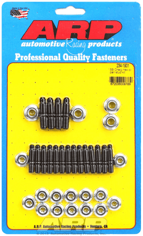 ARP 234-1901 Oil Pan Studs Kit for Chevrolet GM SBC 305 350 383 Engines