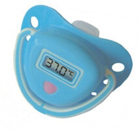 Baby Digital Pacifier Thermometer Soother -  - 2