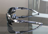 Professional Polarized Cycling/Athletics SunGlasses (Swiss Technology) - Black -  - 3