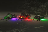 HIGH PERFORMANCE Snowmobile 18-Color LED Neon Lighting 6-Pack w/ BONUS Wireless Remote - NEW - Thirsty Buyer - 2