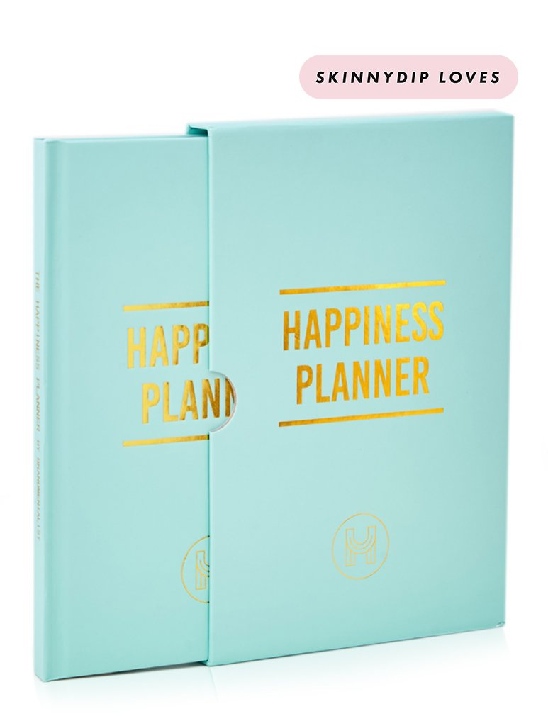 100 Day Happiness Planner Mint