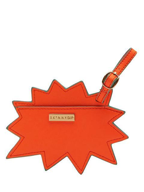 Starburst Luggage Tag