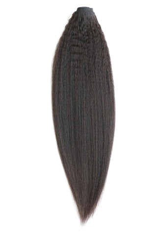 Kinky Straight Virgin Hair - Nkeoma