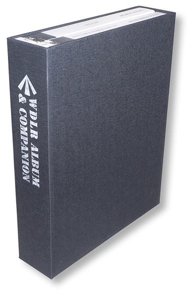 WDLR Album and Companion slipcase (MADE TO ORDER)