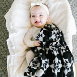 Saranoni AJJ The Avalon Bamboo Rayon Muslin Swaddle