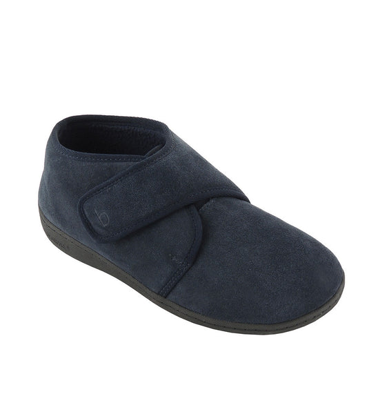 """BIOTIME"" Women's Ariel Slipper (Navy)"