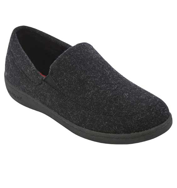 """BIOTIME"" Women's DANIELA SLIPPER, BLACK"