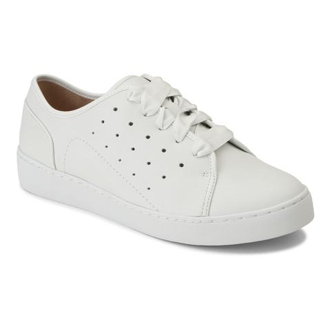 SPLENDID KEKE LACE UP - WHITE