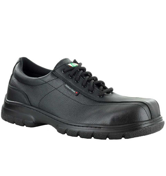 """MELLOW WALK"" Men's Quentin Lace Up, Electric Shock Resistant Work Shoe"