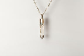 Talisman Necklace (Smoky Quartz, PA+SQ)