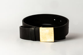 Plate Buckle Belt (4343, MR)