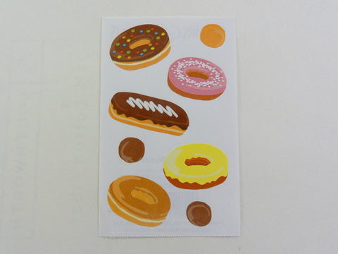 Mrs Grossman Frosted Donuts Sticker Sheet / Module - Vintage & Collectible 2013