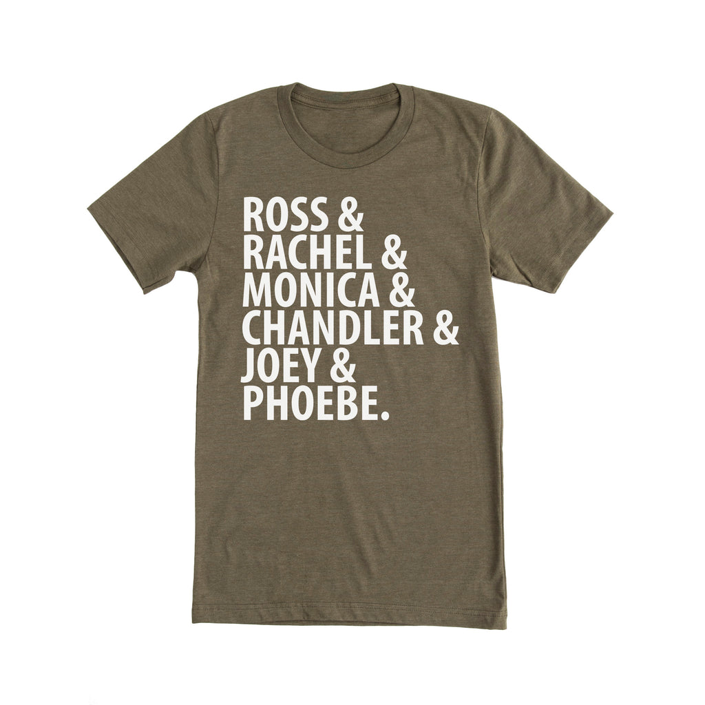 Friends TV Show Tee