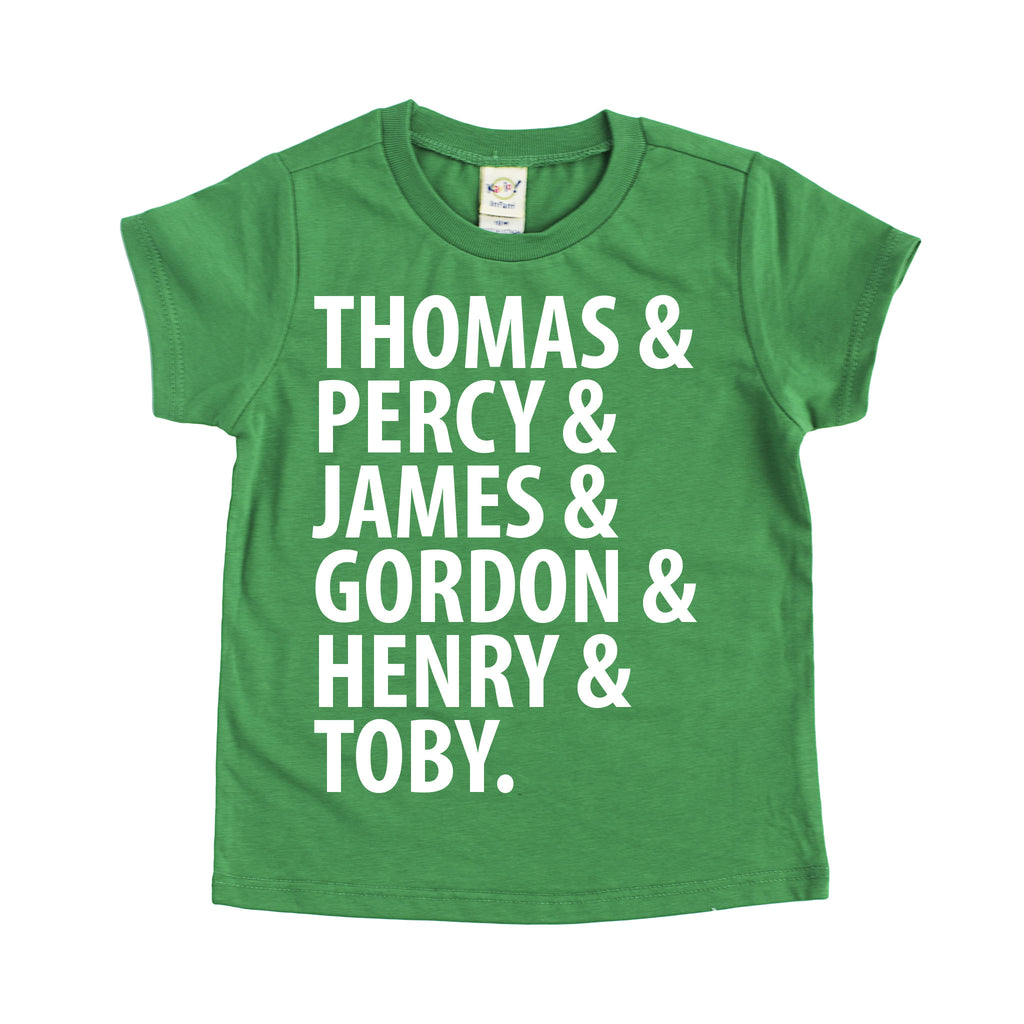 Thomas & Friends Character Tee