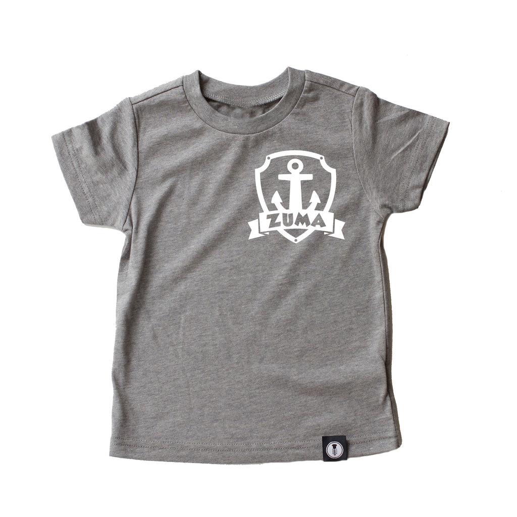 Zuma - Paw Patrol Badge Tee