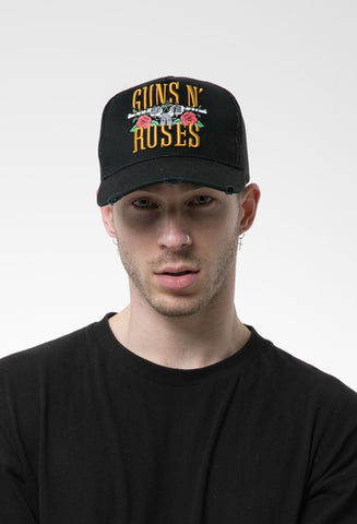 Guns N Roses Stacker Logo Cap