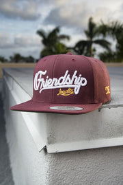 Loyalty Friendship Snapback Hat - Devious Elements Apparel
