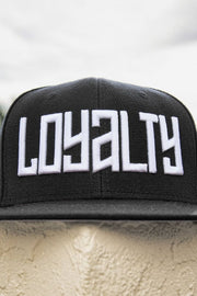 Loyalty Edges Snapback Hat - Devious Elements Apparel