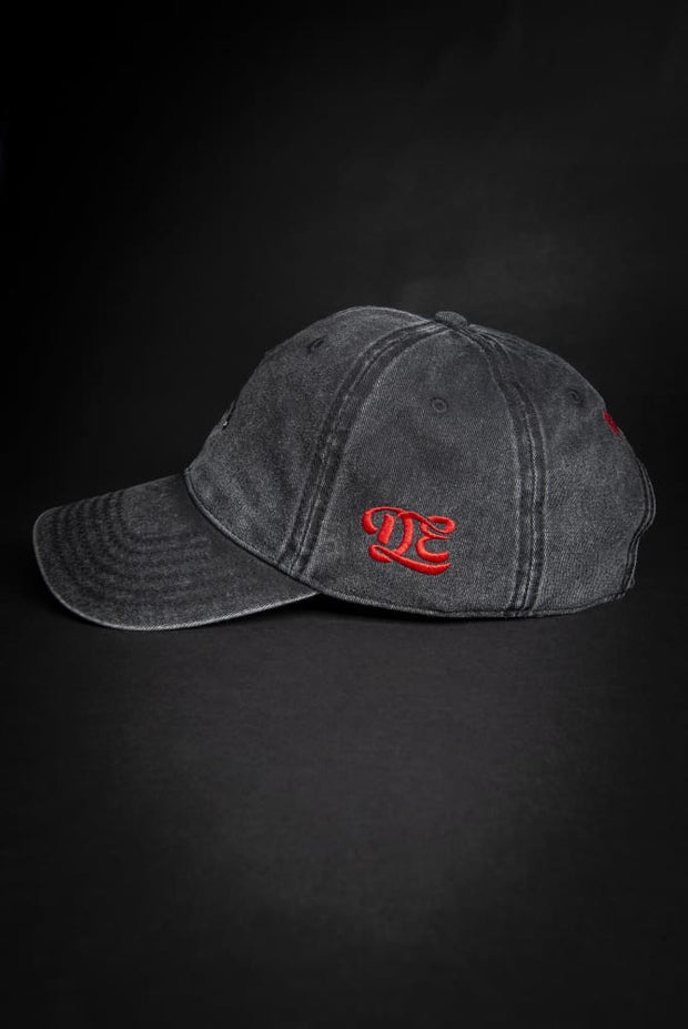Straight Razor Vintage Dad Hat - Devious Elements Apparel