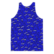 Goop Heads Solid Pattern Cut-&-Sew Unisex Tank - Devious Elements Apparel