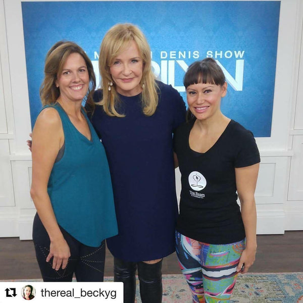 The Marilyn Denis Show Pitch Off with The Beam by Nimbleback