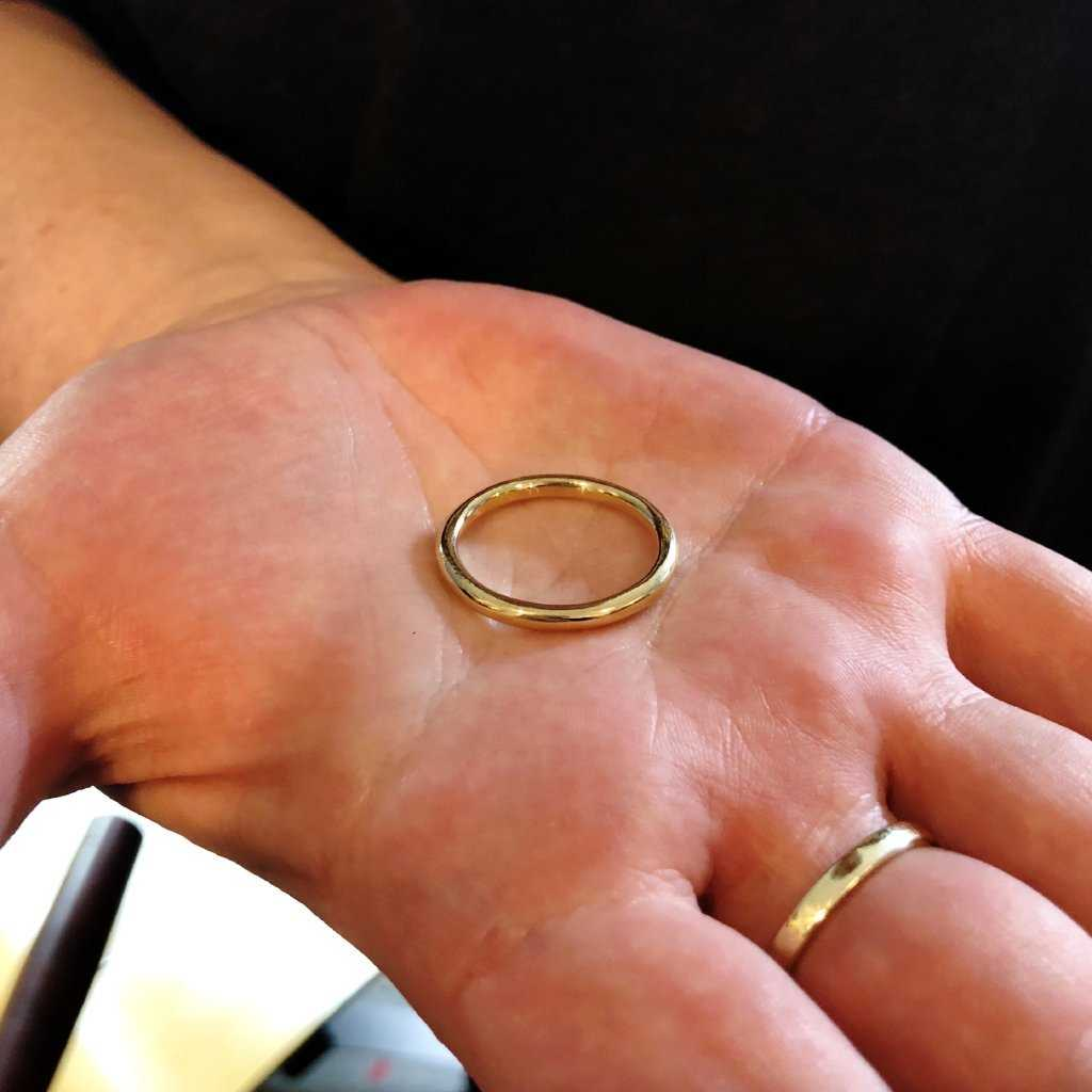 GOLD RECYCLING - WORKSHOP - <p><strong - Fitzgerald Jewelry - Handmade in Williamsburg, Brooklyn, NYC