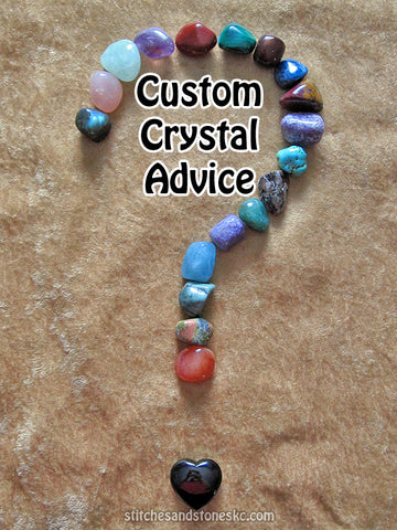 Personalized Crystal Consultations