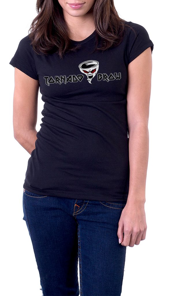 """Tornado Brow"" Moby-Dick T-shirt (women's)"