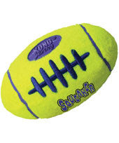 Air Kong Squeaker Football - Pet Products R Us  - 1