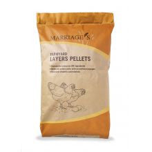 Marriages Farmyard Layers Pellets 20kg - Pet Products R Us