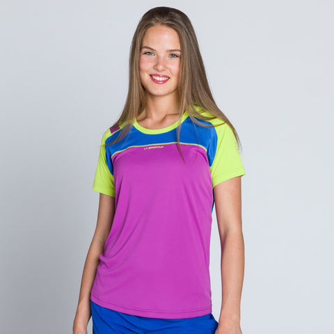 La Sportiva Etesia Short Sleeve T-Shirt - Women's