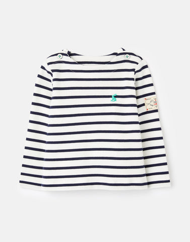 Joules Duncan Check Woven Dungaree Set
