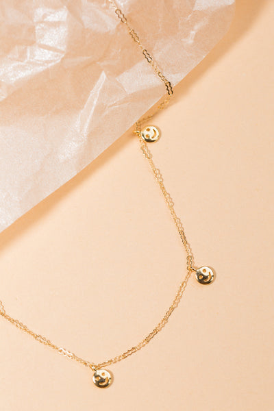 Super Smiley Necklace
