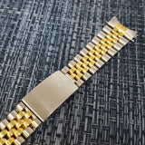 Rolex 20mm Two-tone Half Gold Jubilee Bracelet (Year 1984)