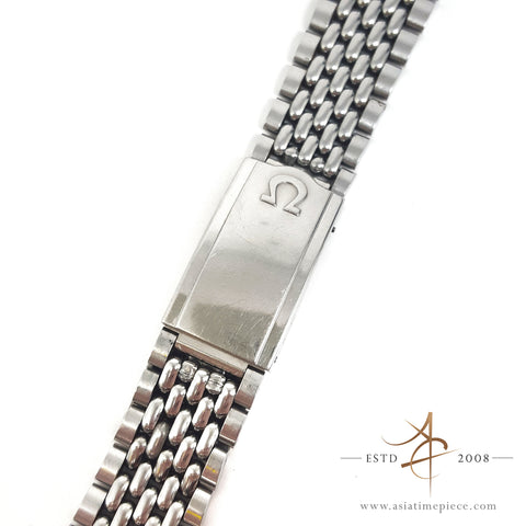 Omega 17mm Stainless Steel Bracelet Ref 8220