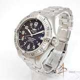 Breitling SuperOcean Professional Automatic Ref A17045 Diver Watch
