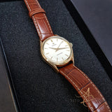 Omega Seamaster Gold Cup Automatic Vintage Watch