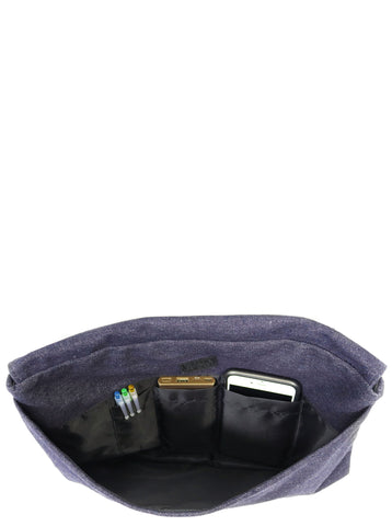 Laptop Sleeve - Dark Blue Denim