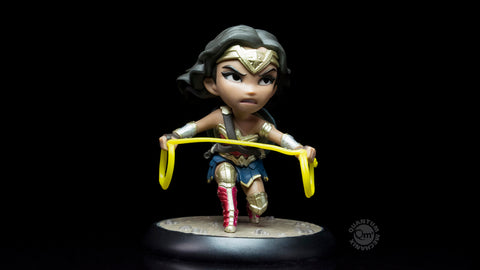 Wonder Woman Justice League Q-Fig from Quantum Mechanix