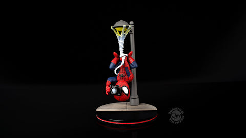 Spiderman Q-Fig from Quantum Mechanix