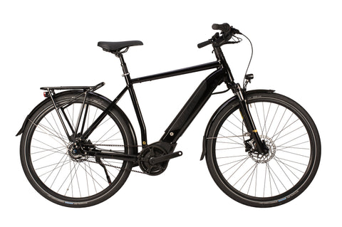 Raleigh Centros GT Crossbar Black