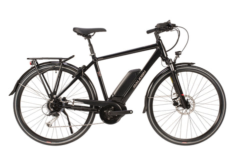 Raleigh Motus GT Crossbar Black