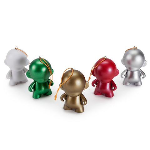 "Micro MUNNY 2.5"" DIY Ornaments"