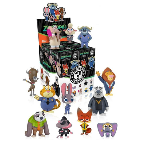 Zootopia Mystery Minis - Single Blind Box