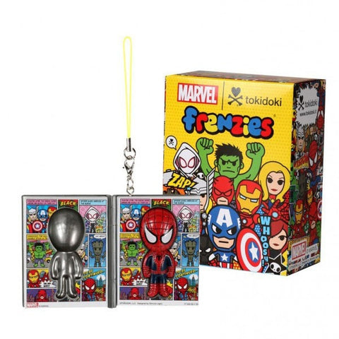Marvel Frenzies Series 2 Blind Box by Tokidoki