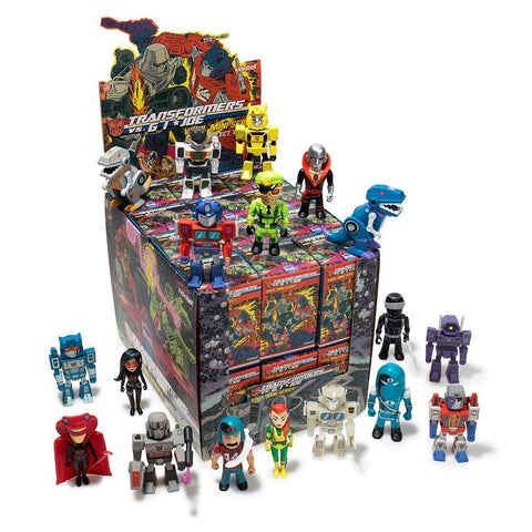 Transformers vs. GI Joe Mini Series - Single Blind Box