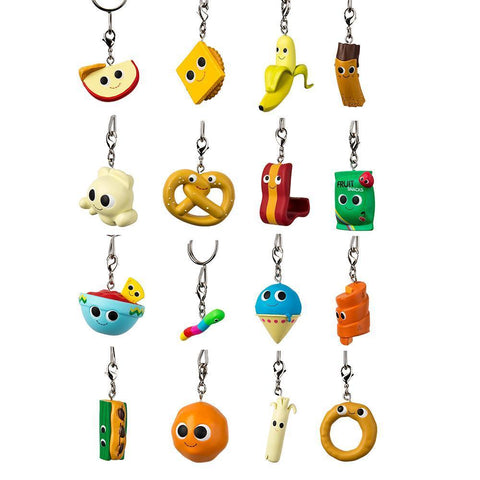 Yummy World Snack Attack Keychain Series - Single Blind Bag