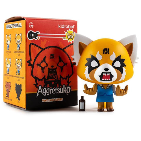 Aggretsuko Mini Series